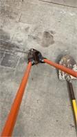 Shovel & Posthole Digger