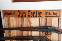 Daisy Gun Center Store Display for Daisy BB Guns