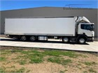 Scania P420 8x4 Refrigerated Tailgate Loader