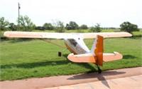 1977 Bellanca Citabria Model 7ECA Airplane