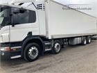 Scania P420 8x4|Refrigerated|Tailgate Loader