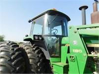 1992 John Deere 4955 tractor