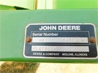 1990 John Deere 212 platform pickup header