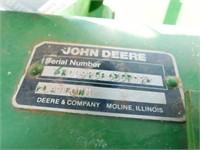 1990 John Deere 925, 25' platform header