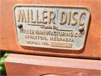 Miller 12' offset disc