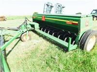 John Deere 450 grain drills