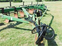 John Deere 3700 9 bottom plow flex plow