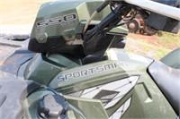 2009 Polaris Sportsman 550 AWD