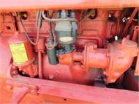 1944 McCormick-Deering Farmall model H tractor