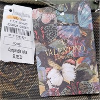 2195.00$ AUTHENTIC NEW VALENTINO GARAVANI