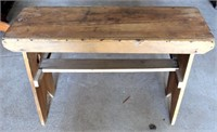 Old Tall Bench/Table
