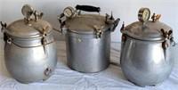 Vintage Pressure Cookers