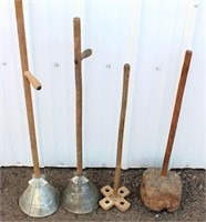 Clothes Washer/Plungers, Stomper