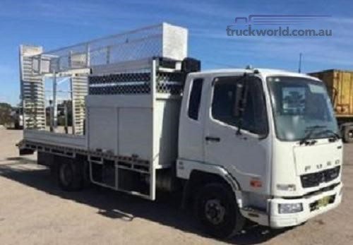 2011 Fuso Fighter 6 - Trucks for Sale