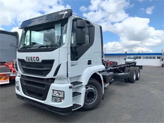 2020 Iveco Stralis 360 - Trucks for Sale