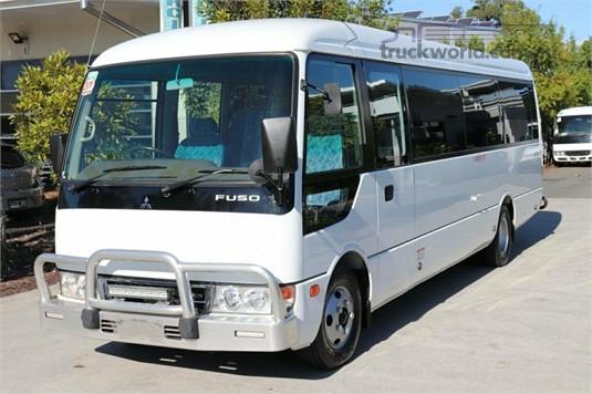 2016 Mitsubishi Fuso ROSA - Trucks for Sale