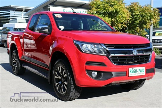 2017 Holden COLORADO - Trucks for Sale