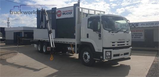 2016 Isuzu FVZ 1400 - Trucks for Sale