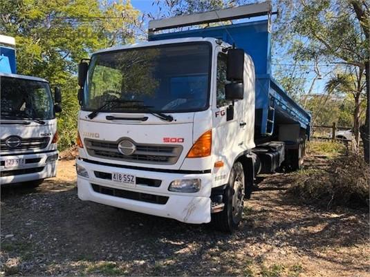 2012 Hino FG 1628 - Trucks for Sale