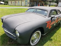 1949 Rat Rod Chopped Channeled SEE DESCRIPTION!!!
