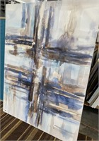 43 - NEW WMC ZIPPON CANVAS ART ($179.95)