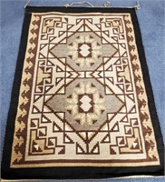 N - BEAUTIFUL SOUTHWESTER STYLE AREA RUG
