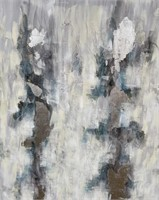 "43 - NEW WMC ""SHIELD"" CANVAS WALL ART ($229.95)"