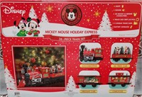 N - DISNEY MICKEY MOUSE HOLIDAY EXPRESS TRAIN
