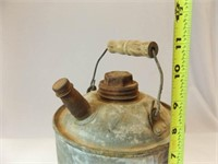 Kerosene Can with Spout