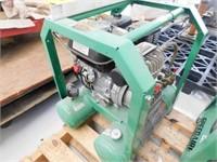 Speedaire Model 4GB42, portable gas air compressor