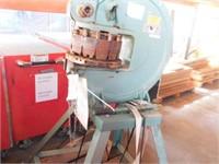 2005 Tin Knocker Mod. TK No.12 5 ton iron punch