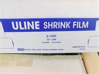 Uline Shrink Film