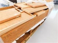 Wood Shelving