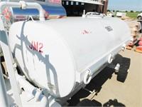 2010 Westmor fuel trailer