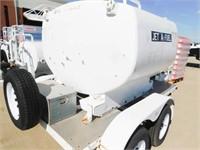 High Elevation fuel trailer