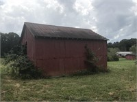Home & Extra Lot  w/ Personal Property