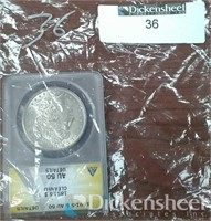 Selection of Coins/Currency, Jewelry, Watches, And Firearms
