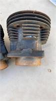 Iron head Harley Cylinders