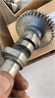 Lot of Used Parts Cam, Oil pump & Misc