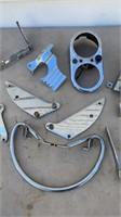 Misc Chrome Parts & Pieces
