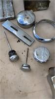 Misc Chrome Parts & Brackets