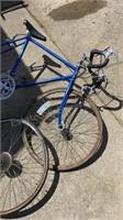 Project Parts Bike