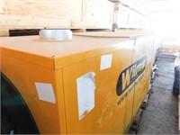 Wilms oil heater Mod. BV-535 oil heater