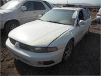 2002 mitsubishi galant 4a3aa46h72e099909 white payless auto auction hibid com