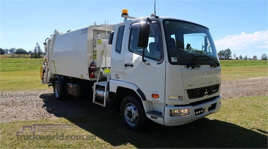 2012 Fuso Fighter 6 - Trucks for Sale
