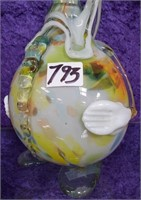 793 - GLASS CLOWN - SEE PICS FOR COND.