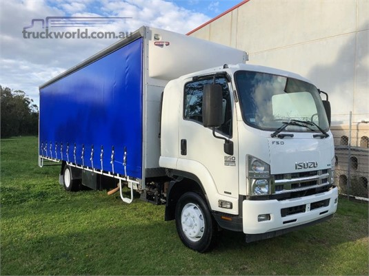 2015 Isuzu FSD850 - Trucks for Sale