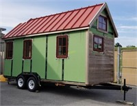 Tiny Houses Ready For You Online Auction