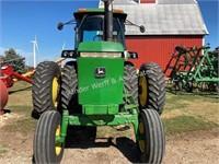 1988 John Deere 4450 tractor