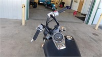 2007 Honda Shadow Spirit VT750DC